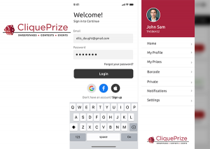 CliquePrize - Sweepstakes, Contests, Events, Raffles, Instant Win Entertainment Marketing